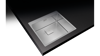 Teka FORLINEA RS15 50.40 Paslanmaz Çelik Evye resmi