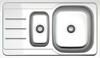 Vera V-192 Tezgaha Sıfır 1,5Göz SOL Dekorlu Eviye (50-86) resmi
