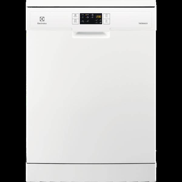 Electrolux ESF5534LOW Beyaz Bulaşık Makinesi, 6 Prog.,13 kişilik, Inverter, AirDry,Time Manager,47dB resmi