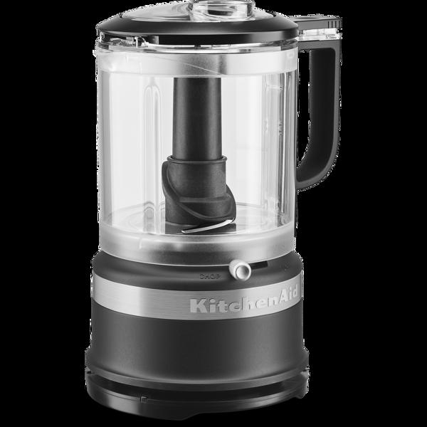 Kitchenaid 1,19 L Mutfak Robotu 5KFC0516 Matte Black-EBM resmi