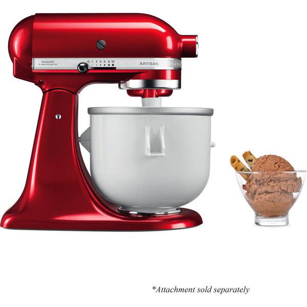 Kitchenaid Dondurma Yapma Makinesi Aksesuarı-5KICA0WH resmi