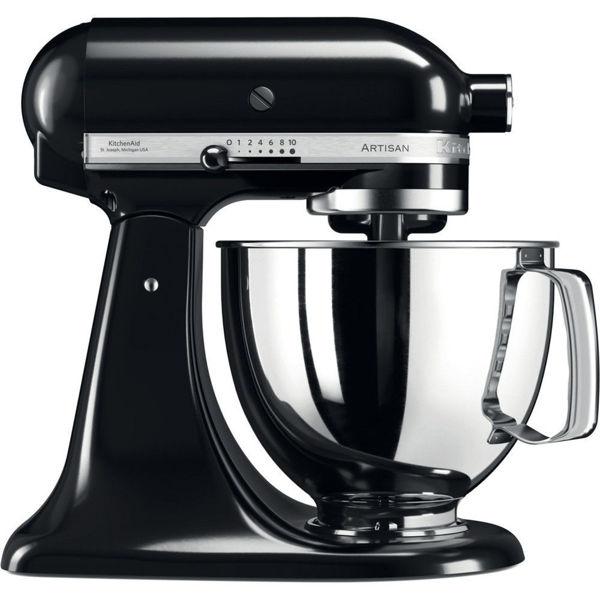 Kitchenaid Artisan 4,8 L Stand Mikser 5KSM125 Onyx Black-EOB resmi