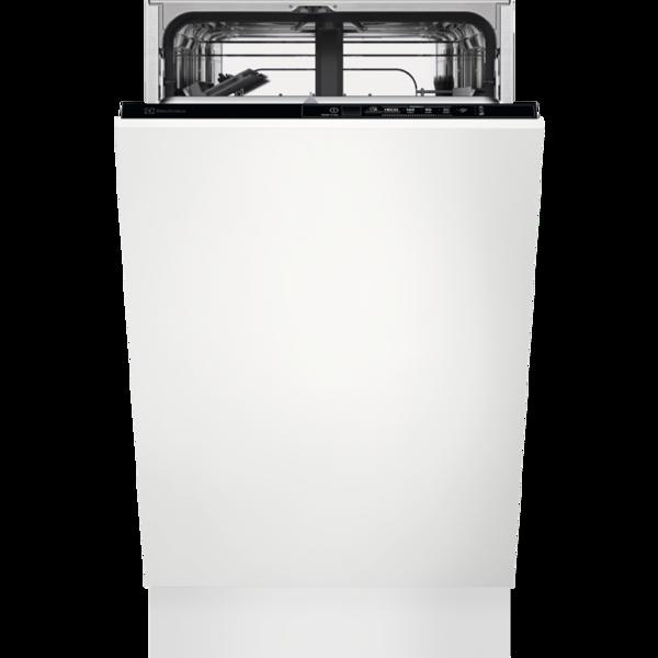 Electrolux EEA12100L Tam Ankastre Bulaşık Makinesi,45 cm genişlik, 9 kişilik, 5 programlı, A+, AirDr resmi