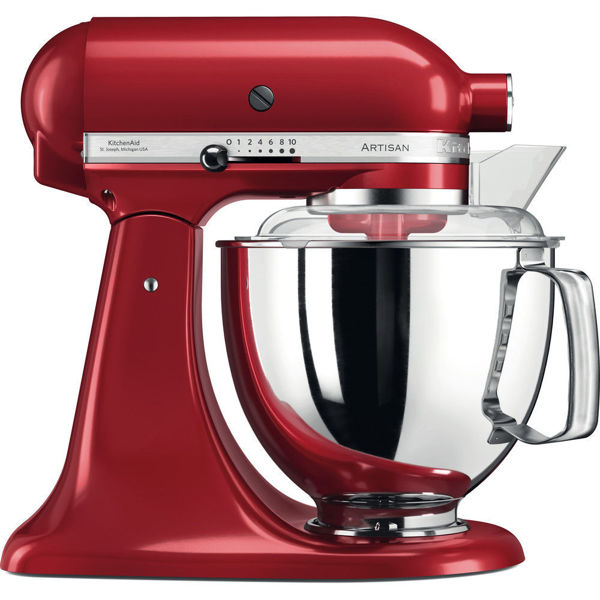Kitchenaid Artisan 4,8 L Stand Mikser 5KSM175PS Empire Red-EER resmi
