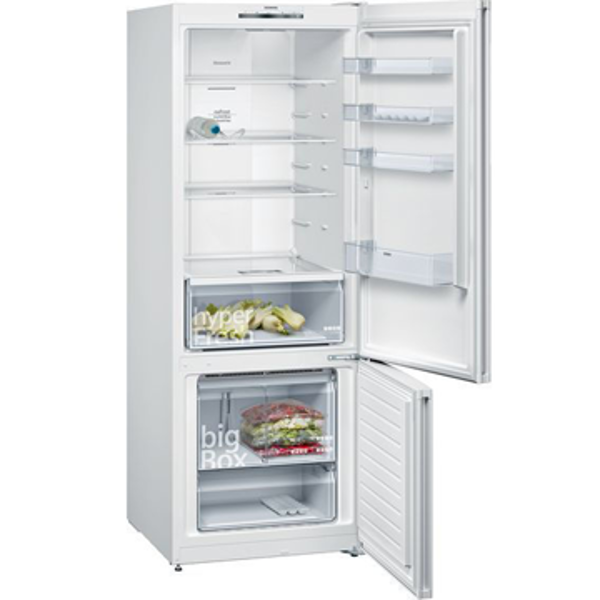 Siemens KG56NUWF0N Beyaz Nofrost Buzdolabı 193*70*80cm resmi