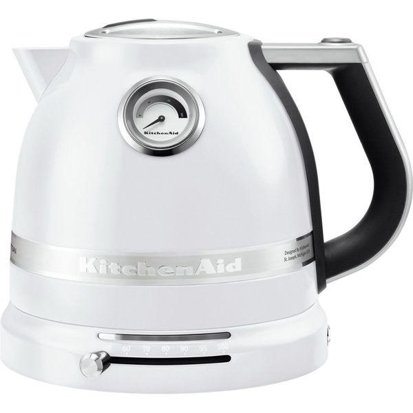 Kitchenaid Artisan 1,5 L Su Isıtıcısı 5KEK1522 Frosted Pearl-EFP resmi