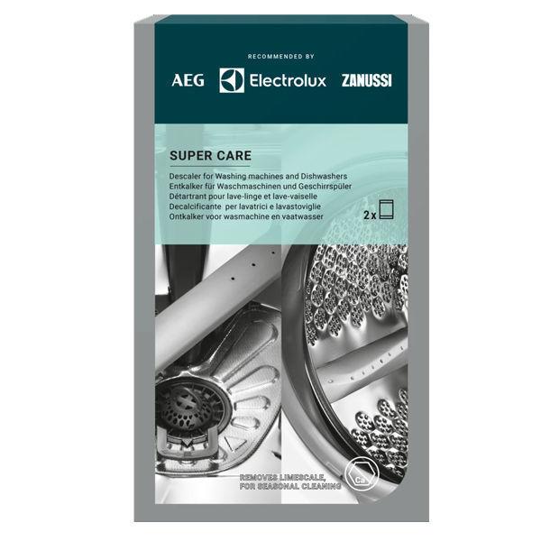 Electrolux Çamaşır&Bulaşık Mak. Kirec Önleyici ve Temizleyici (Toz)100grX2 resmi