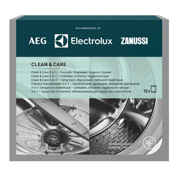 Electrolux Çamasir-Bulasık Kireç Çözücü 50 g x 12 resmi