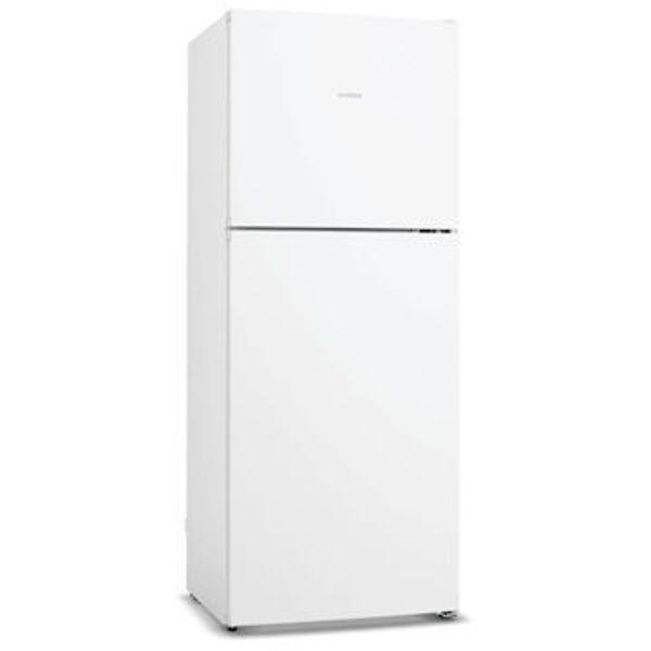 Siemens KD43NNWF0N Beyaz NoFrost Buzdolabı 328lt. (178x70x64,5) resmi