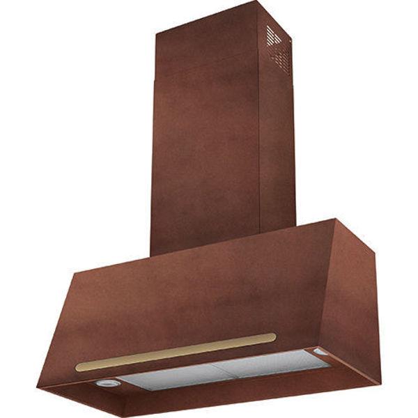 Franke Trendline Plus COUNTRY PLUS FCO 70 Copper Davlumbaz resmi