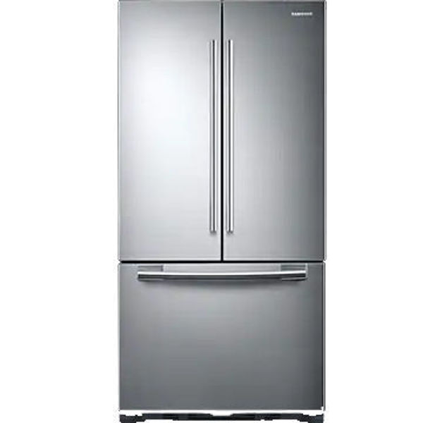 Samsung RF67HESR/TR İnox Gardırop Tipi No-Frost Buzdolabı resmi