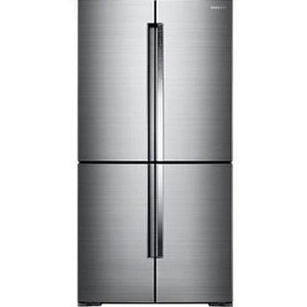 Samsung RF85K90127F/TR İnox Gardırop Tipi Buzdolabı, 865 L resmi