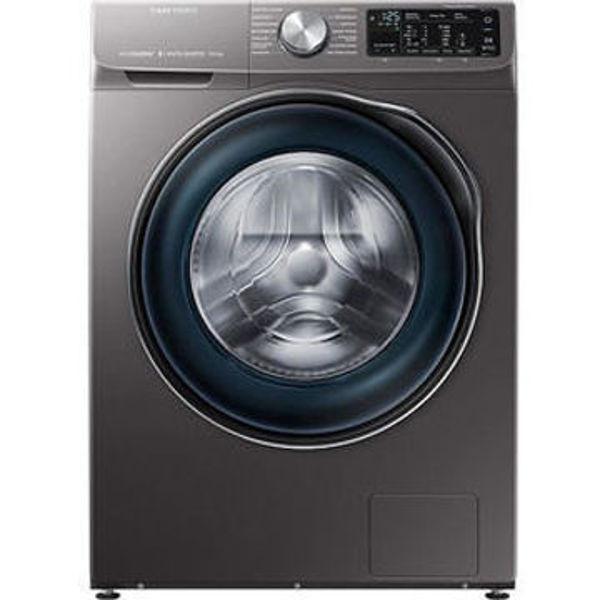 Samsung WW10N644RBX/AH Gri Çamaşır Makinesi,1400 Devir resmi