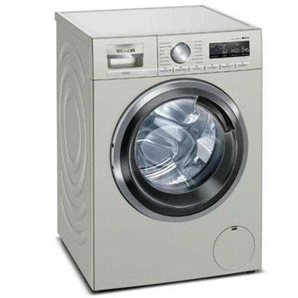 Siemens WM14XM8STR Home Connect Çamaşır Makinesi 10kg., 1400 Dev. IQ700 resmi