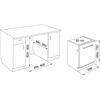 Franke FDW 614 D 10P A+++ Tam Ankastre Bulaşık Makinesi resmi