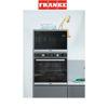 Franke Smart İnox+Black [STILOGLASSSMARTA90+FHNG7054GTCBKC+FSM86HXS]AD-FR97 resmi