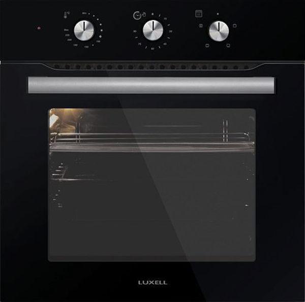 Luxell Siyah B66-S2(MT) Statik Ankastre Fırın resmi