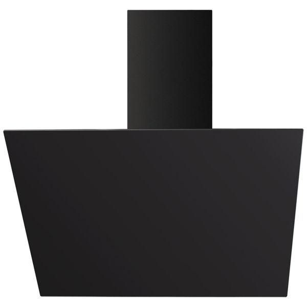 Luxell Siyah DA6-833 Davlumbaz resmi