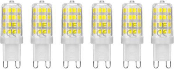 Faber KIT 6 LED G9 2,5W resmi