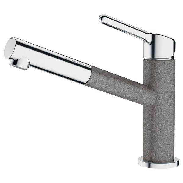 Franke Tap Orbit nozzle top HP Stonegrey resmi