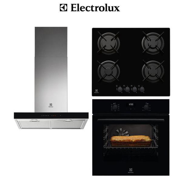 Electrolux Ankastre Set-2 [LFT766X+LIT60428C+KODDP71X] SET-2 resmi