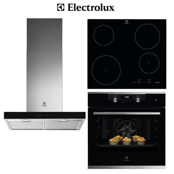 Electrolux Ankastre Set-3 [LFT766X+EGT6242NVK+KODDP71X] Set-3 resmi