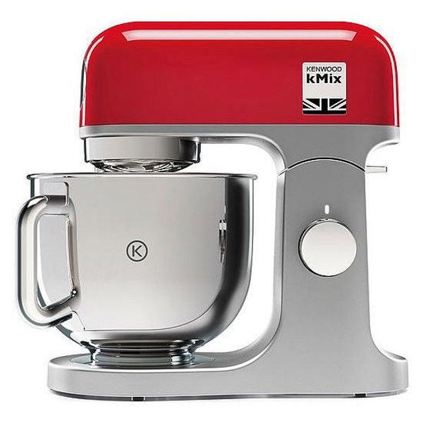 Kenwood KMX750RD kMix 1000 Watt Mutfak Şefi - Kırmızı resmi