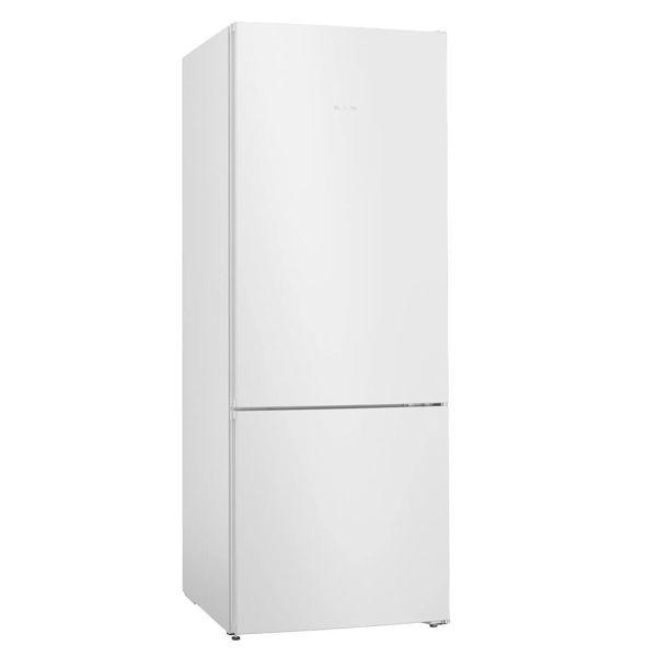 Siemens KG55NVWF0N Beyaz Nofrost Buzdolabı resmi