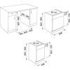 Franke FDWS 614 D8P DOS E Yarı Ankastre Bulaşık Makinesi resmi