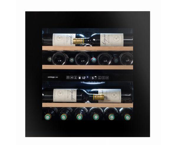 Avintage AVI60 PREMIUM 36 şişe kapasiteli Ankastre İçecek Dolabı resmi