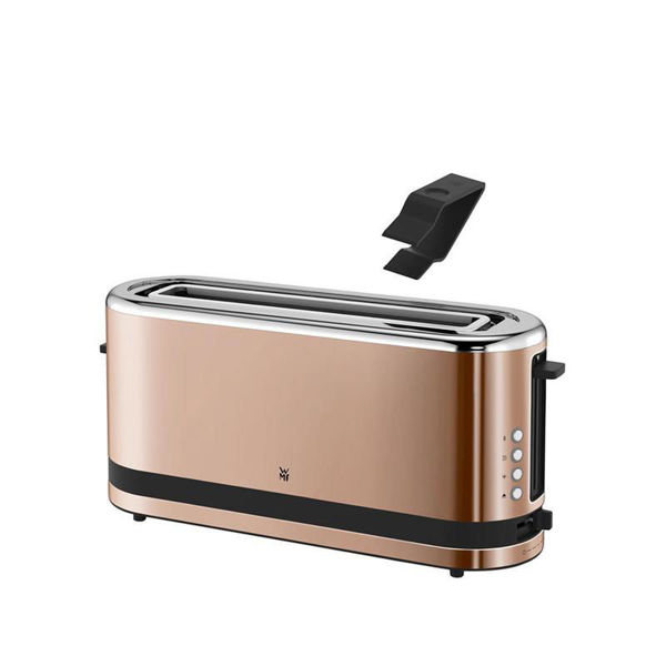 WMF Kımı Uzun Hazneli Ekmek Kızartma Makinesi Bakır resmi