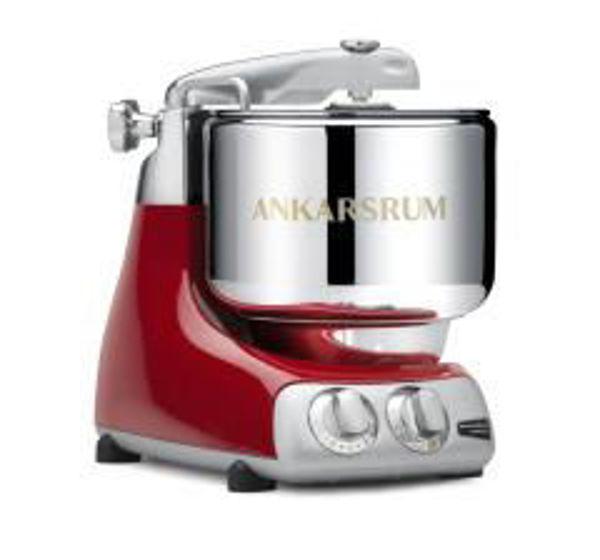 Ankasrum AKM 6230 R Mutfak Robotu kırmızı resmi