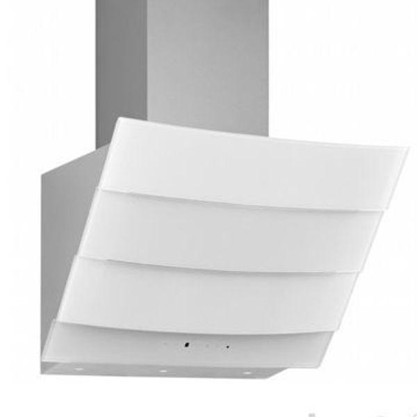 Silverline Eterno Green Tech Beyaz Davlumbaz 60cm resmi