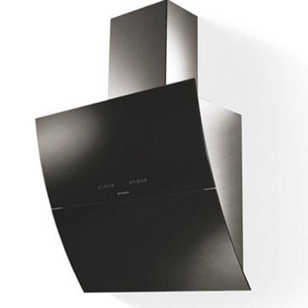 Faber Mırror Black BRS X/V A80 Davlumbaz resmi