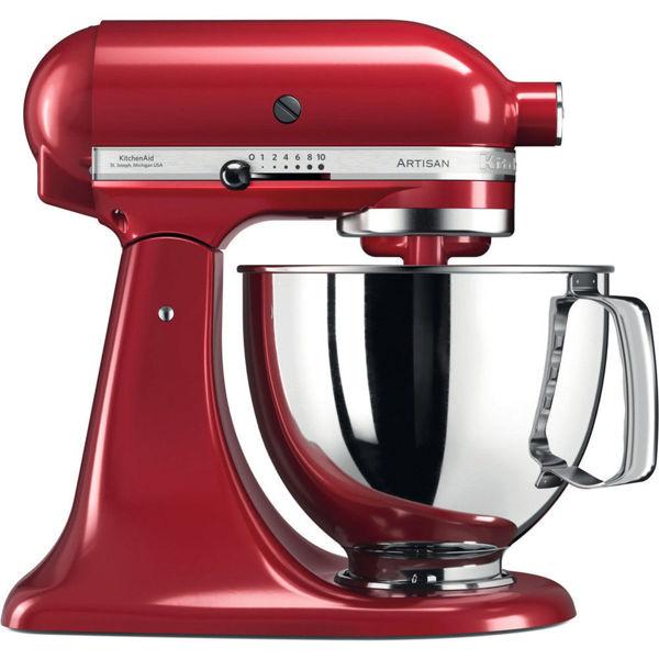 Kitchenaid Artisan 4,8 L Stand Mikser 5KSM125 Empire Red resmi