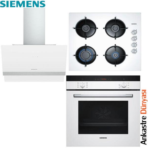 Siemens Ankastre Set [LC65KAJ20T+EO6C2PB11O+HB013FBW1T] (SMN15) resmi